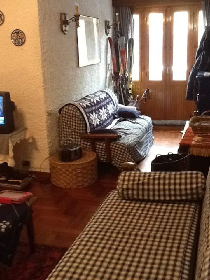 Rivisondoli appartamento in residen