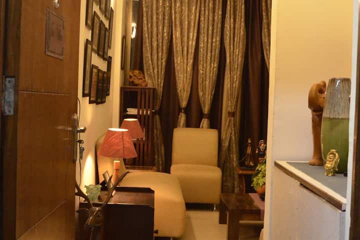 Jai Villas Services Apartments