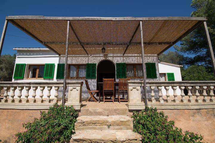 Bonita finca en plena naturaleza - Lloret de Vistalegre - Villa