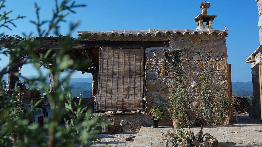 Masia rural del siglo 19