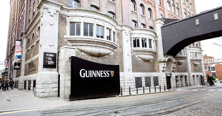 Cozy room close to the Guinness Storehouse!