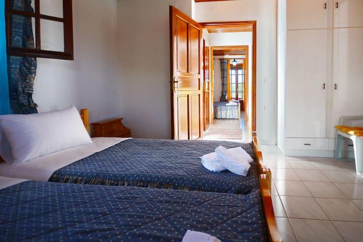 House of Dimitra's - Family room - Gaios - Loft
