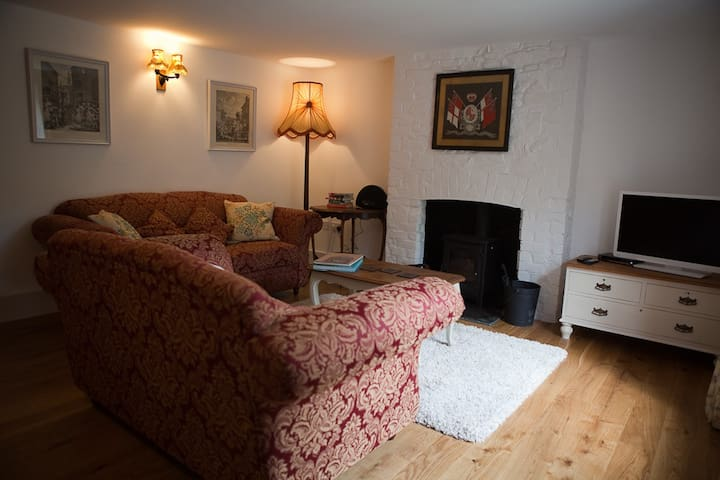 The Cottage, Strawberry Water - Near Bideford - Casa