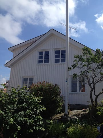 Astonishing house 40m from Sea - Lysekil S - บ้าน