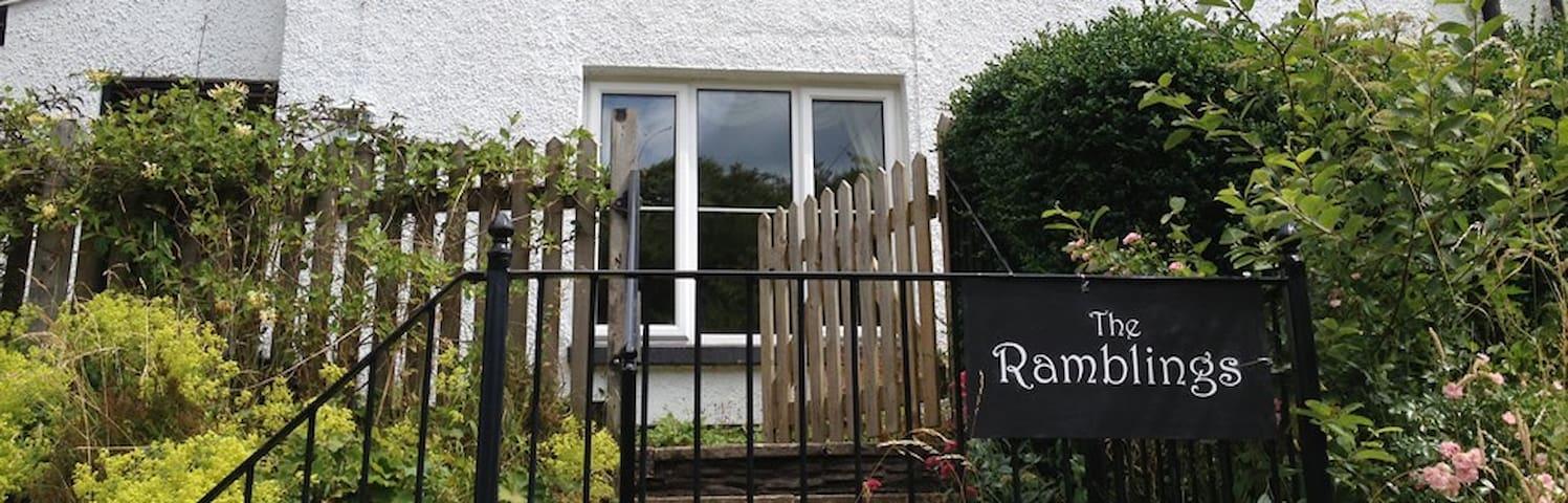 The Ramblings Cottage Nr Dulverton - Exmoor - Rumah