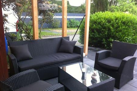 Ferienwohnung, Gartenhaus - Wegberg - Huis