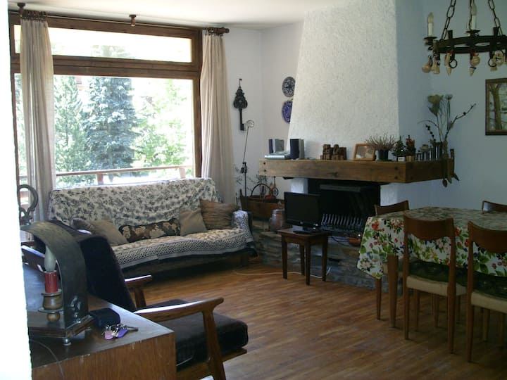 Elegante appartamento a Ponte di Legno