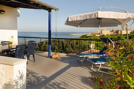 Luxury Penthouse over the sea - San Vincenzo - Appartement