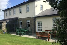 Dunworley House sleeps 13 and can also be rented- see our other listings