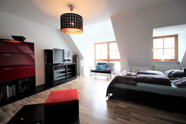 Zimmer in Innenstadt-Wohnung (3)