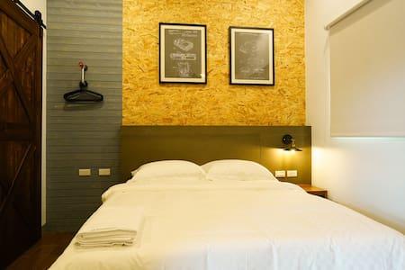 GOODDAY HOSTEL / 好天旅店雙人房 / Room C - Magong City - Ház