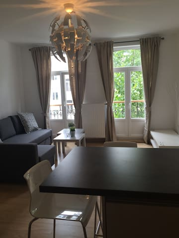 Beautiful new flat in the City Center