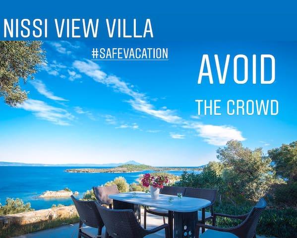 Nissi View Villa