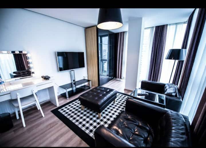 Deluxe oda muhteşem konum ve manzara Beşiktaş
