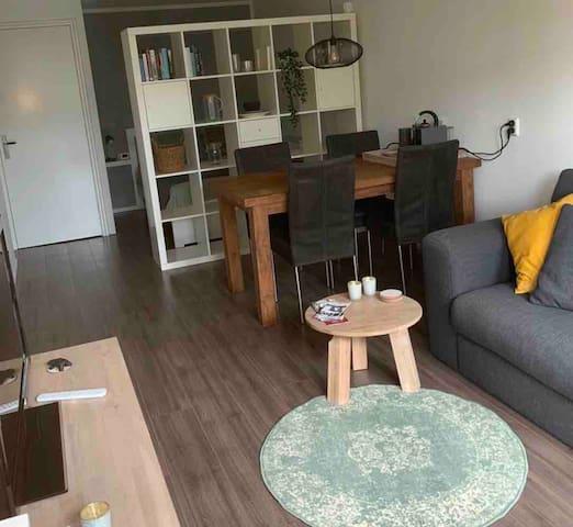Appartement in mooie en centrale omgeving