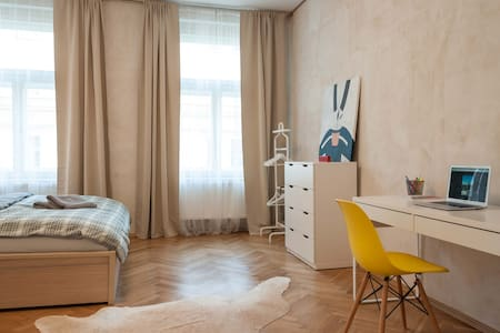 New, Cozy and Fresh! Live among the locals (#2L) - Praga