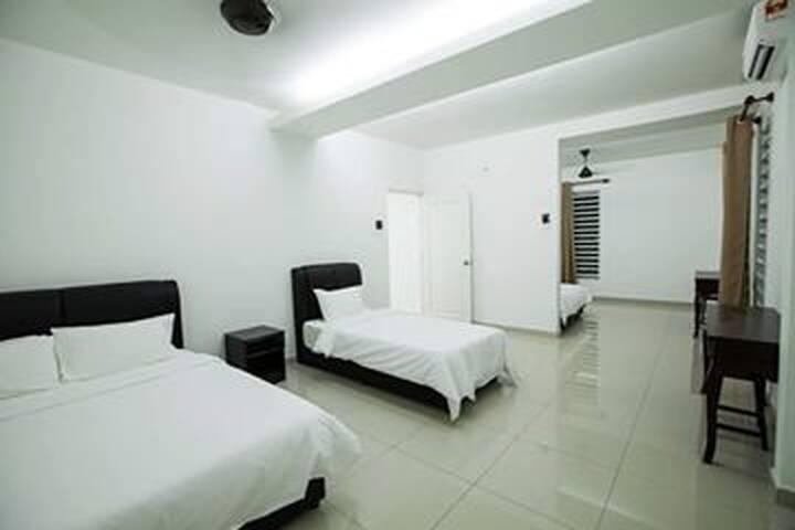 JACK GUEST HOUSE - Kota Bharu - Lejlighed