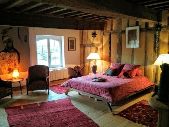 Chambre d'hôtes Armagnac au coeur de la Gascogne - Sainte-Christie-d'Armagnac - Penzion (B&B)