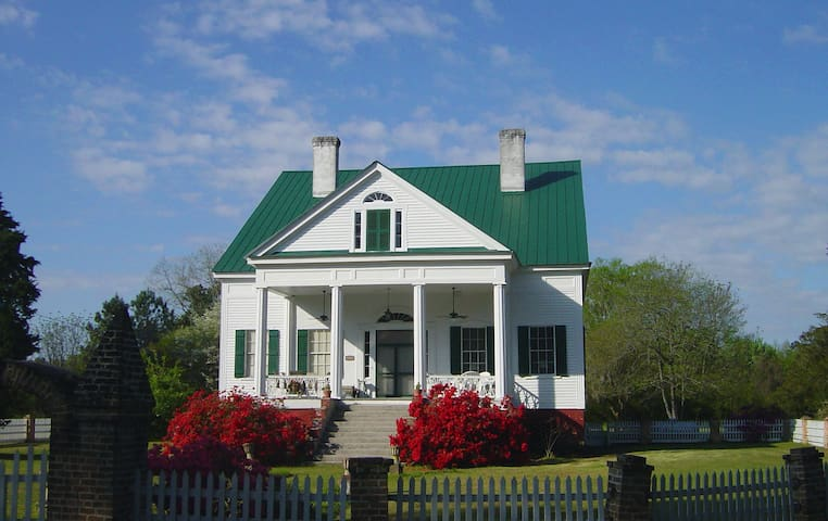 Dantzler Plantation - Holly Hill - House