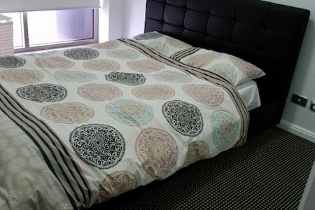 Spacious Double bed room - Epping - Lägenhet