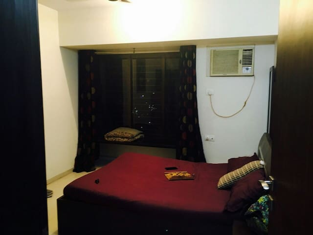 lavish master bedroom full furnished lokhandwala