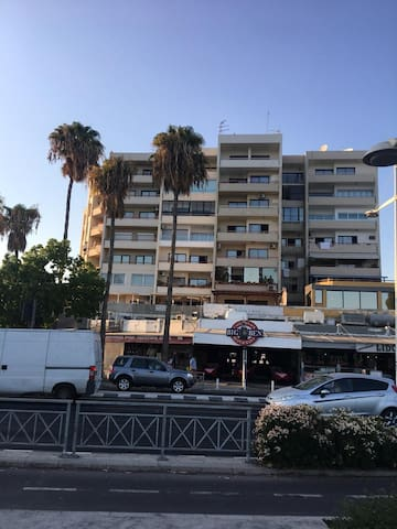 Exclusive Limassol Apartment with sea views