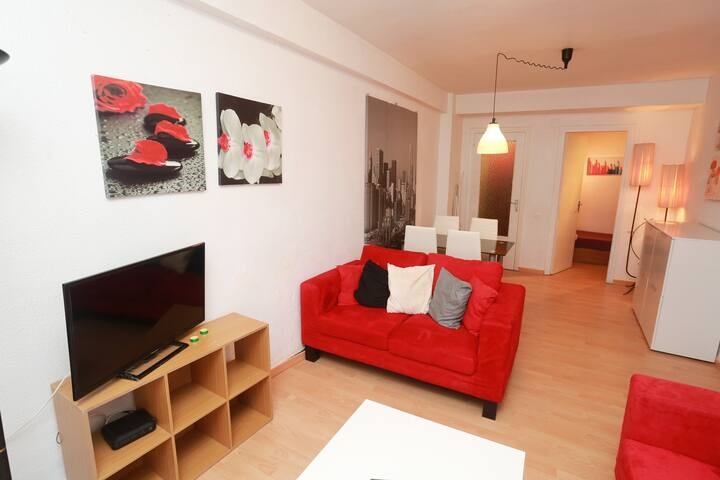 Apartment Blasco, (only for students)