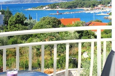 new and modern apartment Karolina  with seaview - Krk