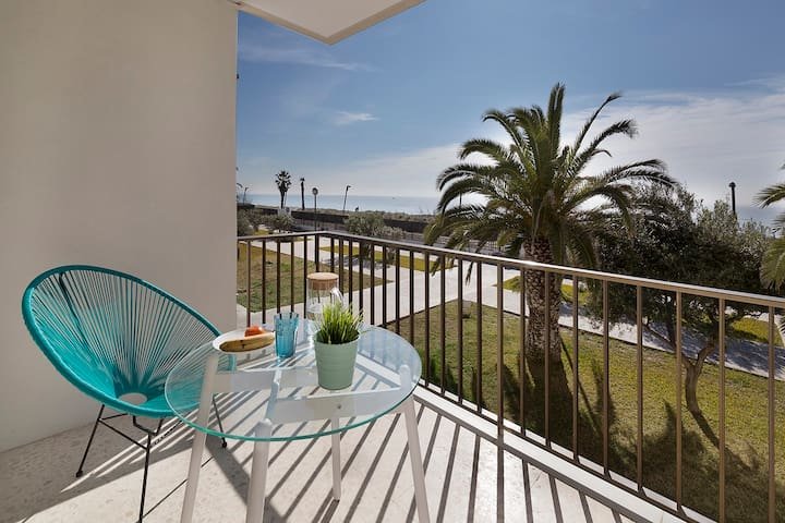 Gava Breeze - 3BR apartment in front of the beach - Gavà - Haus