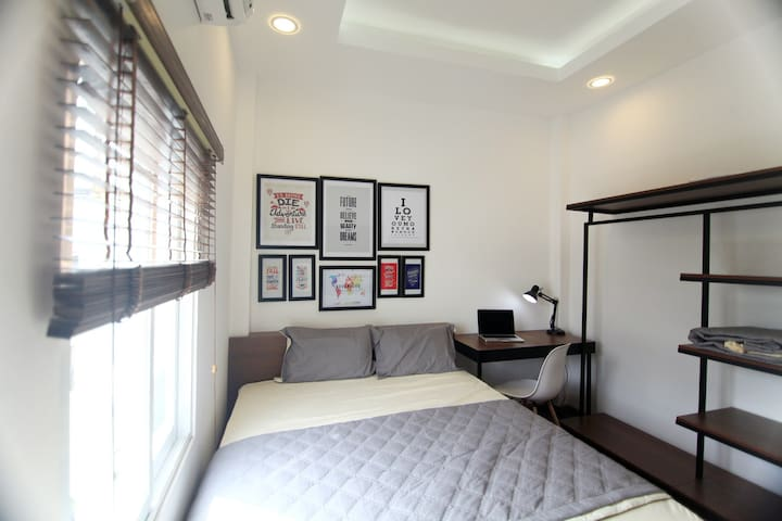 Amazing Cozy Place - Home Peace Home 301 - Ho Chi Minh City - House