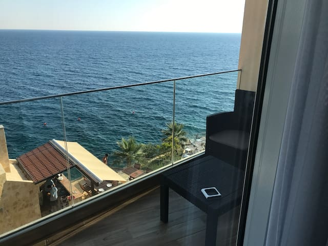 Overlooking The Sea, Condo In Montenegro!!!