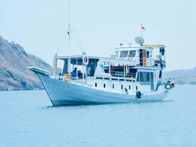 Komodo Live On Board - Labuan Bajo