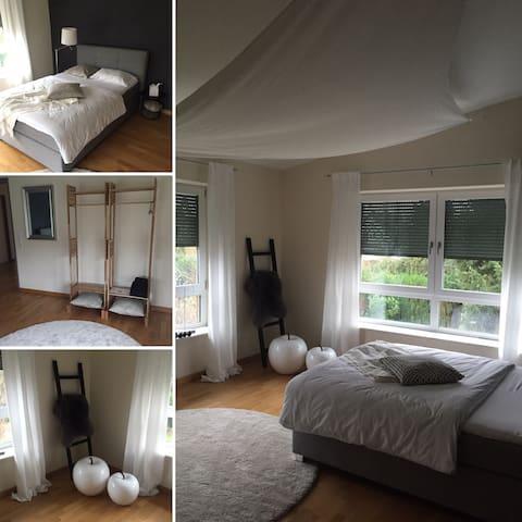 Einzelzimmer 35€/Nacht