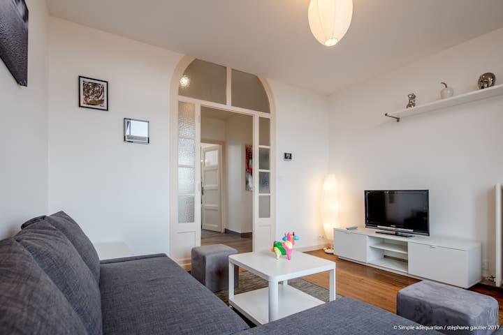 Magnifique appartement à 10 min à pied du centre - Thonon-les-Bains - Pis