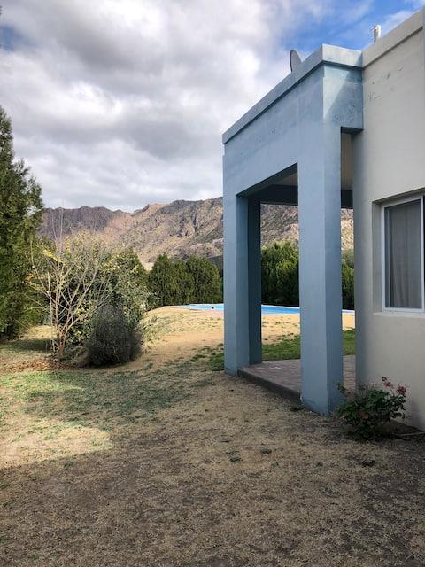 Chalet del Valle Grande