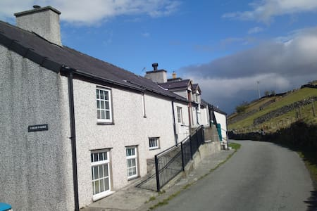 Self catering cottage, Snowdonia