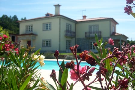 Stunning Villa with pool - Ponte de Lima