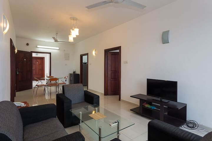 AKARA - Dehiwala 3Room Apartment for Rent