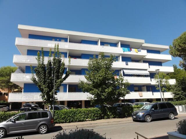 Apartment in a quiet area Lido del Sole