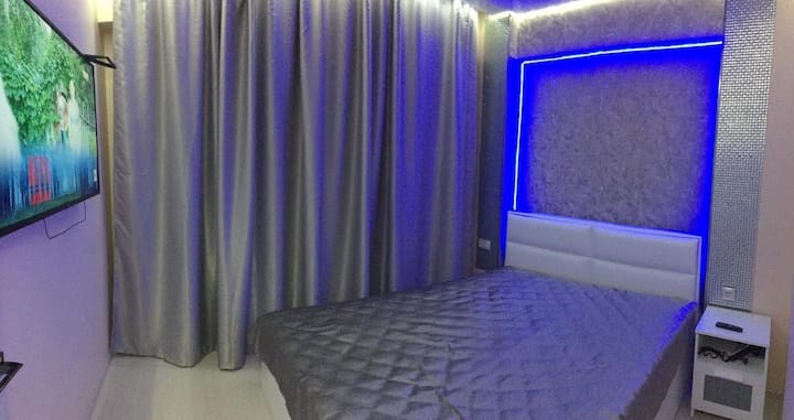 Уютная однокомнатная квартира, Иркутск,Байкальская