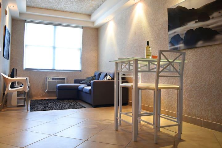 San Juan Modern Apartment.