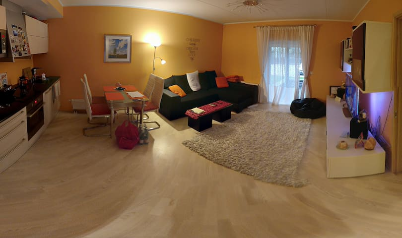 Cozy apartment with sauna! - Tartu - Departamento