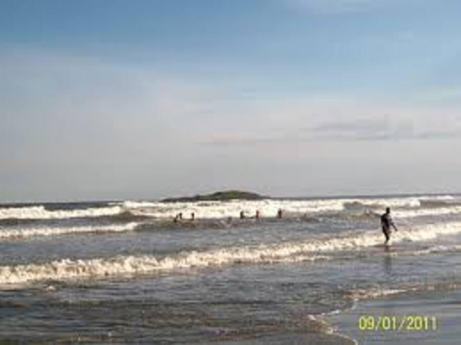 Praia Gaivotas