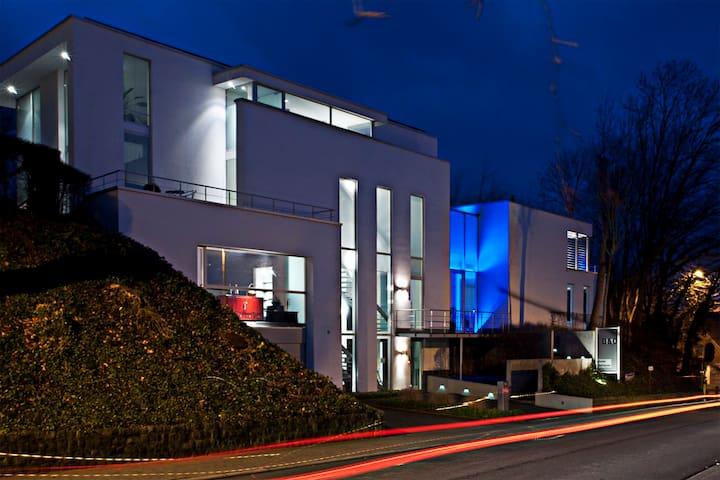 Luxury accomodation in design house - Meise - 別荘