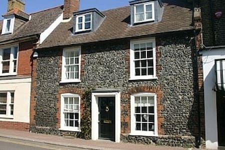 Beautiful cottage with heated pool - Broadstairs - Kulübe