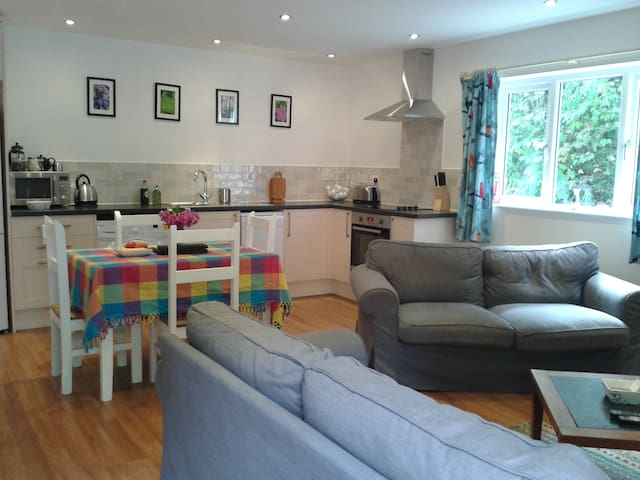 Contemporary cottage, woodland view - Petworth - Hus