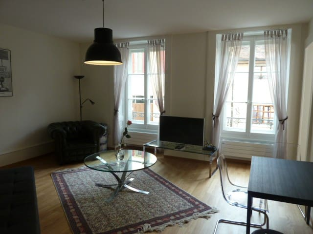 Louis-Favre 21 - Neuchatel - Appartement