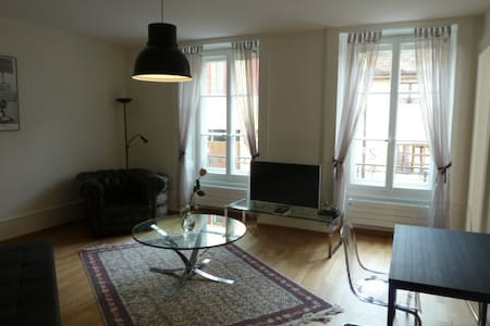 Louis-Favre 21 - Neuchatel - Apartment