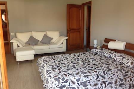 luxury room 4 people in villa - Arona - Bed & Breakfast