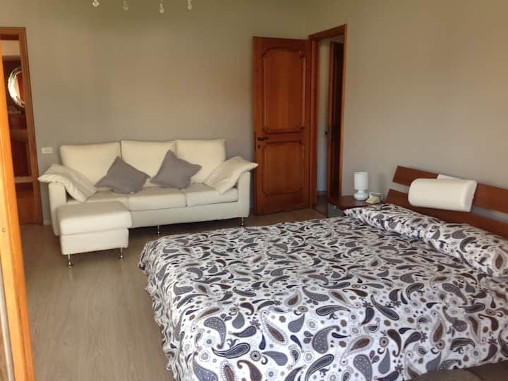 luxury room 4 people in villa